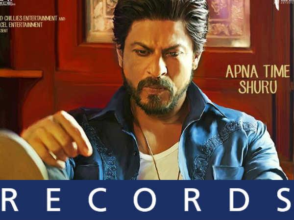 शाहरूख खान के नाम आया एक और BAD RECORD....इसलिए  2017 में नहीं हो पाए ब्लॉकबस्टर
