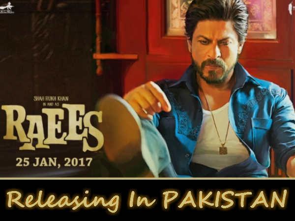 #Ready2Release: पाकिस्तान में रिलीज़ होगी रईस...सुलतान से बॉक्स ऑफिस टक्कर