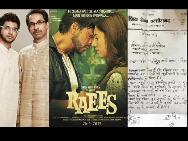 raees-threatened-by-shiv-sena-to-stop-the-screening
