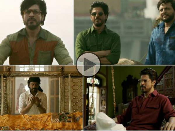 रिलीज़ से पहले शाहरुख का एक और धमाका..रईस का नया गाना