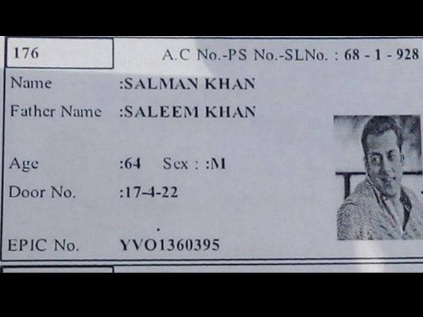 Oppss.. सलमान खान की यह तस्वीर हो रही VIRAL.. रह जाएंगे हैरान!