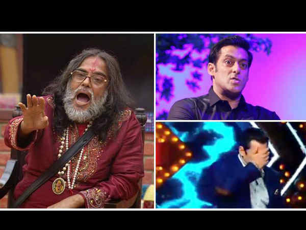 I will beat Salman khan if he does not call me back in finale: Om Swami