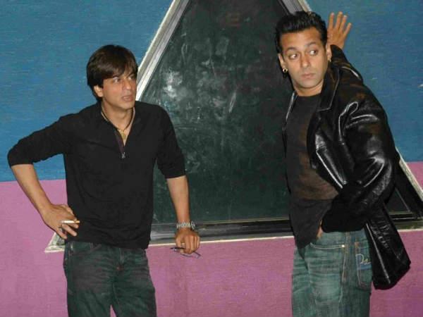 """""""मुझे नहीं पता था कि सलमान खान बन पाऊंगा या नहीं!"""" - शाहरूख"""