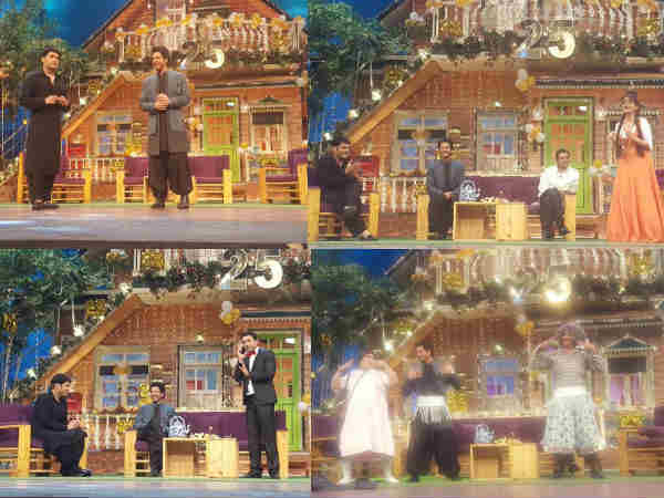 Shah Rukh Khan to promote Raees on The Kapil Sharma Show