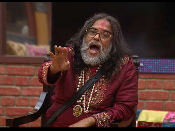Bigg Boss 10 Swami Om not attending & not invited for the finale