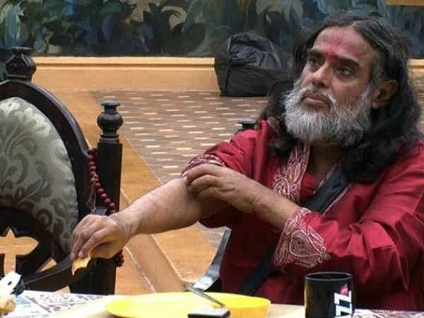 bigg boss 10 Om Swami calls Salman Khan a traitor in press confrence