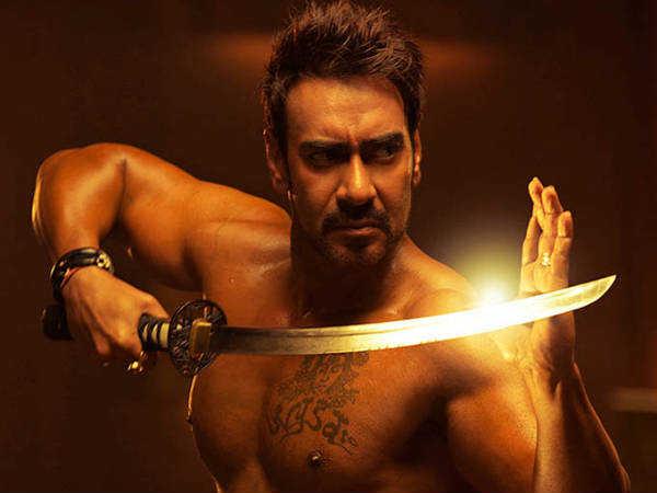''अजय देवगन हैं बेस्ट एक्शन हीरो.. मैं उनका बड़ा फैन हूं..''