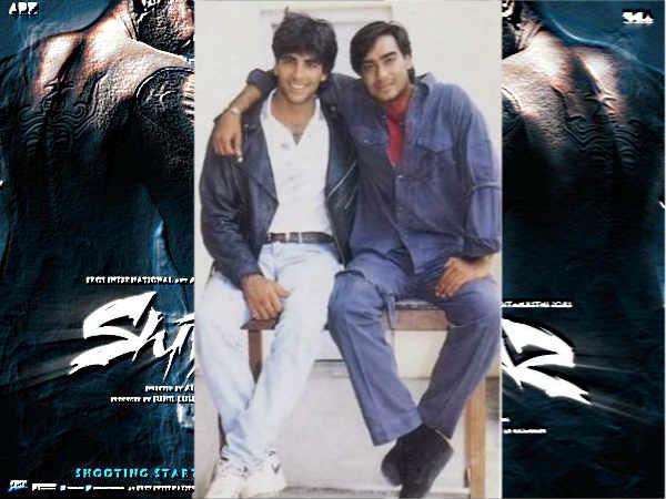 Uh-Oh...अजय देवगन की फ्लॉप शिवाय पर जमकर मज़े ले गए अक्षय कुमार!