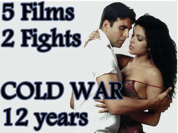 5 फिल्में...2 फाइट्स और 12 साल की लड़ाई...क्या वापस साथ आएंगे 2 सुपरस्टार्स!