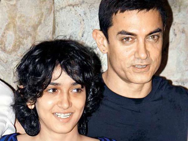 Shocking..बेटी आमिर खान की...लेकिन काम कुछ अलग..