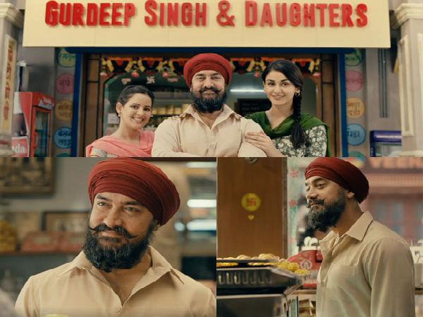 Wow..आमिर खान और नितेश तिवारी की ..दूसरी फिल्म रिलीज..क्या देखी आपने...