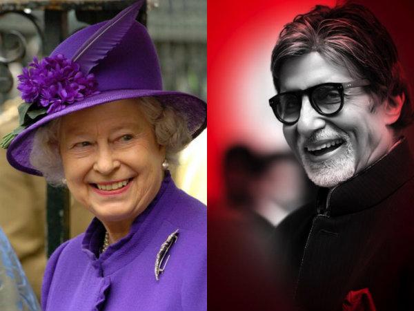 महारानी एलिजाबेथ 2 के आमंत्रण को अमिताभ बच्चन ने किया मना!