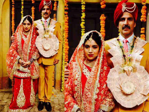 First LOOK: अक्षय कुमार की 'टॉयलेट- एक प्रेम कथा'.. शूटिंग खत्म.. ये रही रिलीज डेट