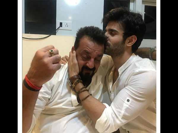 Wow..संजय दत्त की कमबैक फिल्म...लेकिन हीरो होगा ये हिट एक्टर