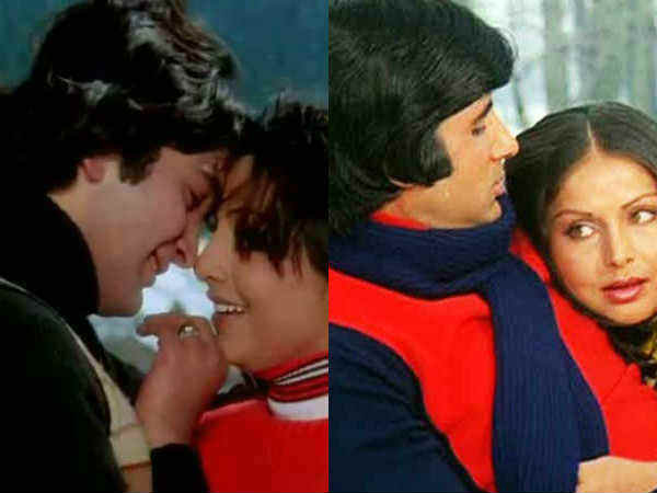 #41Years..इसी फिल्म से नीतू सिंह के दीवाने हुए थे ऋषि कपूर..बिग बी बने थे रोमांटिक हीरो!