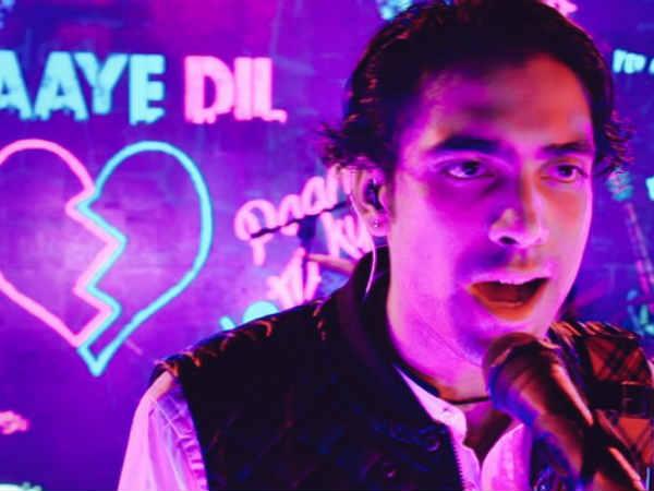 हम्मा हम्मा सिंगर  जुबीन नौटियाल का गाना  'हाय दिल' लीक
