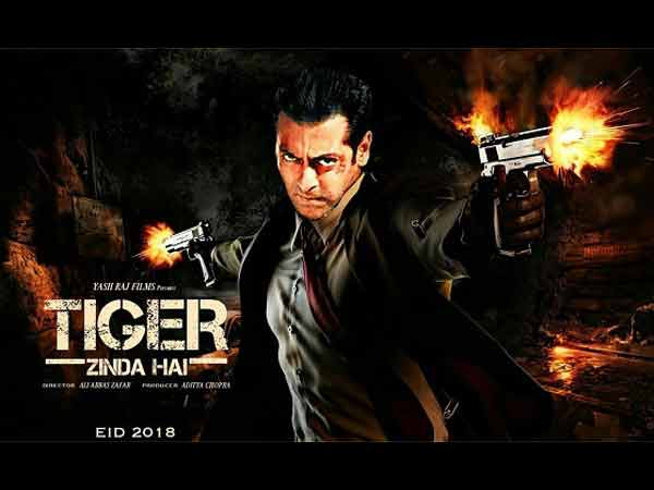 'टाईगर जिंदा है'.. इस शानदार LOOK में दिखेंगे सलमान खान!