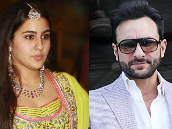 सैफ अली खान ने किया कन्फर्म..इस फिल्म से डेब्यू करेंगी सारा अली खान