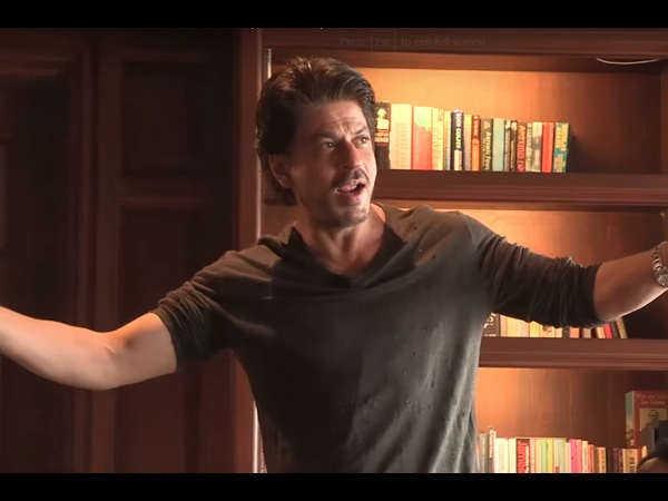 ''शाहरूख खान भी आज TOP पर हैं.. बिना किसी पर उंगली उठाए....''