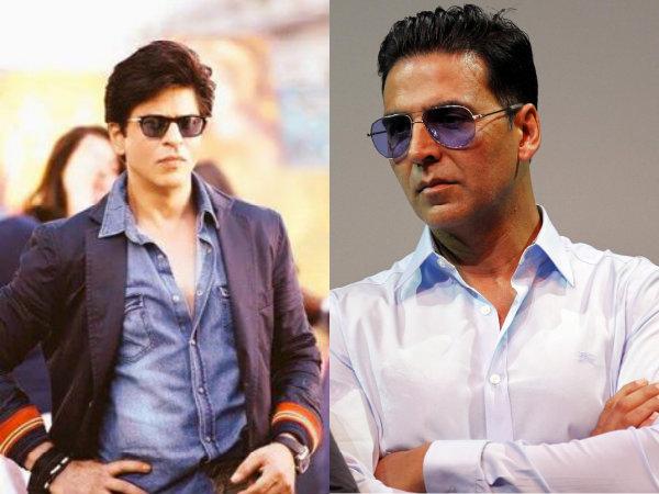 शाहरूख खान vs अक्षय कुमार: दो सुपरस्टार्स में भिड़ंत.. तो ये होता है नतीजा!