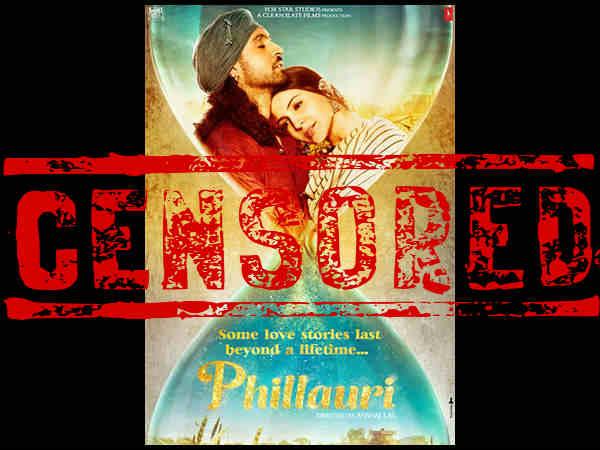 रिलीज़ से पहले अनुष्का शर्मा की फिल्लौरी से हनुमान चालीसा करो DELETE!