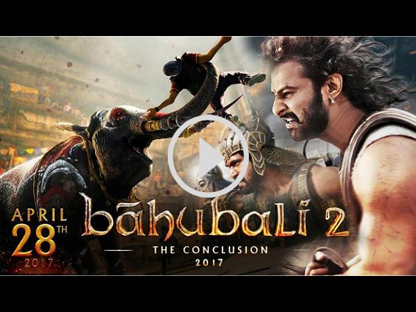 RECORD: रिलीज से पहले ही 'बाहुबली 2' की ताबड़तोड़ कमाई.. धमाकेदार PROFIT