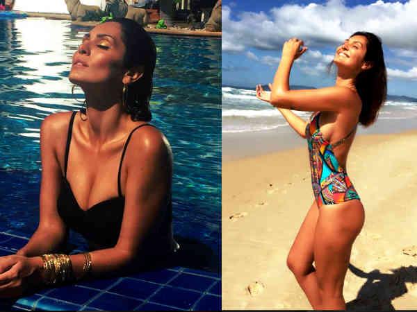 So Hot ! सोशल मीडिया पर वायरल हो रहीं इस अभिनेत्री की बोल्ड तस्वीरें