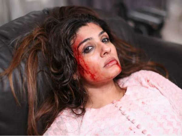 actress-raveena-tandon-did-not-sleep-three-nights