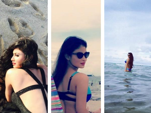 Television actresses who sizzled in bikini