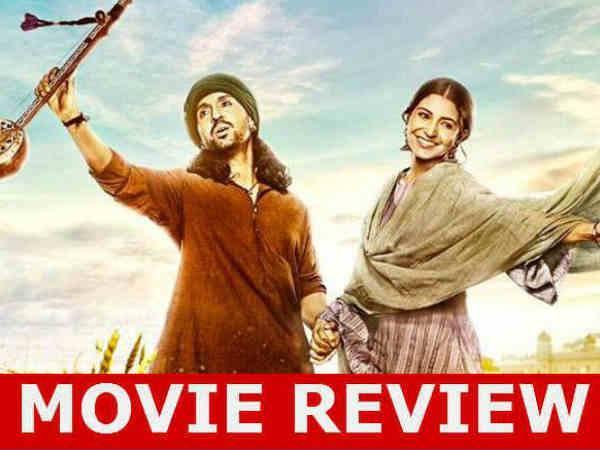 Review : धीमी फिल्म.. लेकिन अनुष्का और दिलजीत के लिए जरुर देखें फिल्लौरी