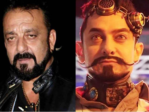 आमिर खान से नहीं भिड़ेंगे संजय दत्त.. कमबैक फिल्म के साथ हटे पीछे..FINAL
