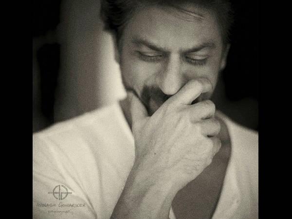 शाहरुख खान की ये तस्वीर आपके होश उड़ा देगी..बिल्कुल नई!