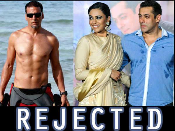 #Shock: पहले सलमान निकले...फिर शाहरूख और अब अक्षय कुमार को NO!