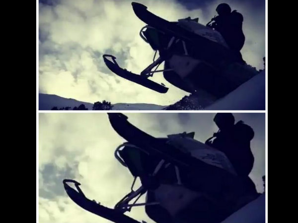 VIDEO: 'टाईगर जिंदा है' का धमाकेदार एक्शन सीन.. सलमान खान की झलक!