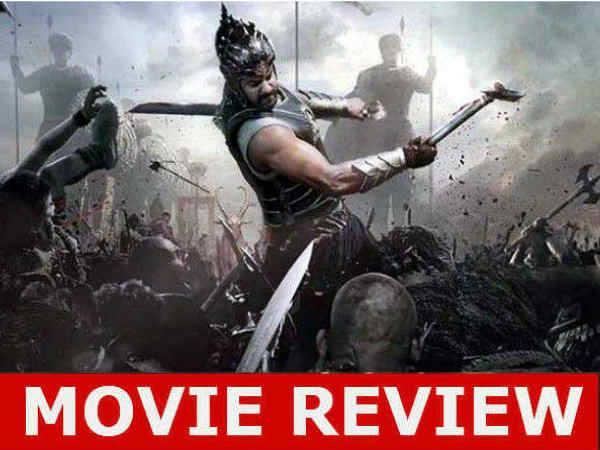 REVIEW: 'बाहुबली 2'.. अद्भुत अभिनय और भव्यता की शानदार कहानी