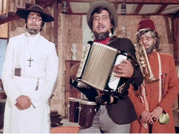 विनोद खन्ना..अमिताभ..ऋषि कपूर की फिल्म हार्वर्ड की थीसिस का हिस्सा