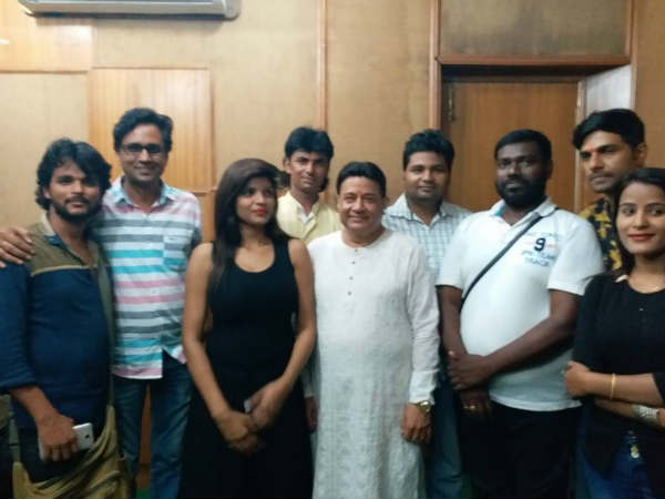 singer-anup-jalota-sing-for-hamara-raju-superstar-bhojpuri-movie