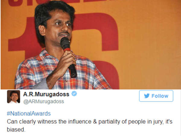 ar-murugadoss-expresses-his-displeasure-over-akshay-kumar-s-national-award