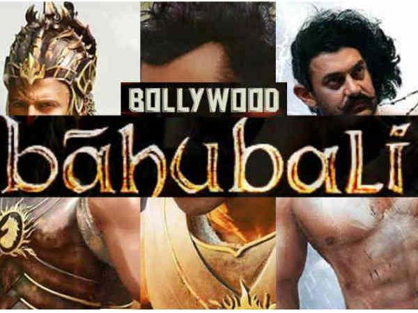 बाहुबली का बॉलीवुड REMAKE: इतनी धमाकेदार स्टारकास्ट किसी फिल्म की नहीं!
