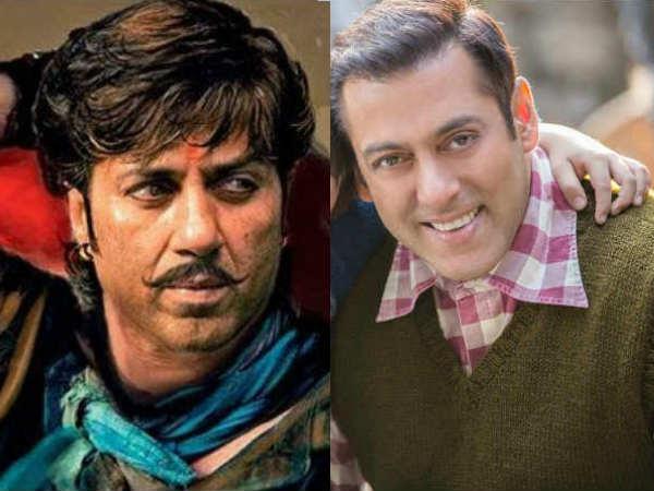 सलमान खान VS सनी देओल.. धमाकेदार CLASH.. और फायदा सनी देओल का!