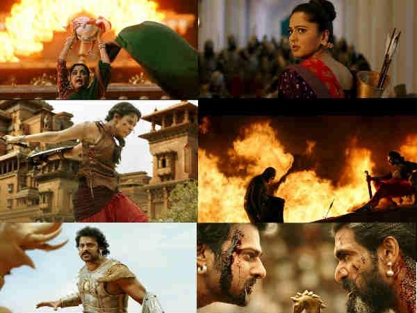 ''शानदार है बाहुबली 2.. दमदार कहानी.. HOLLYWOOD को कड़ी टक्कर..''