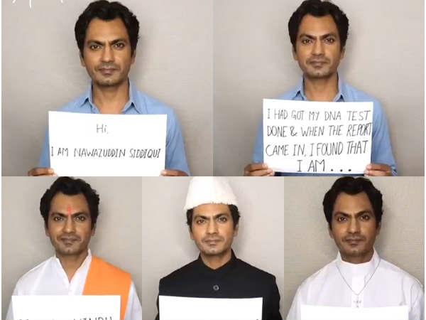 Respect..नवाजुद्दीन सिद्दिकी ने वीडियो शेयर कर दिया संदेश..जरूर देखें