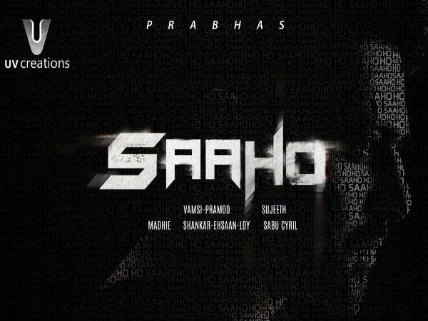 बाहुबली से हटकर दिखेगा प्रभास का अलग अंदाज..अगली फिल्म का पोस्टर OUT