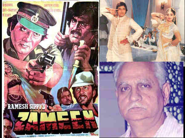 """""""मुझे दुख है कि मेरी और विनोद खन्ना की फिल्म अधूरी रह गई...पूरी नहीं हो पाई!"""""""