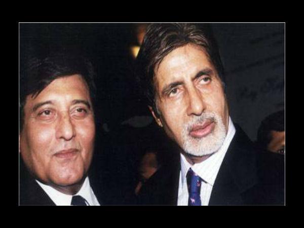 Respect  - इंटरव्यू बीच में छोड़ विनोद खन्ना के परिवार से मिलने पहुंचे अमिताभ बच्चन