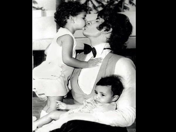 अमिताभ बच्चन ने शेयर की 40 साल पुरानी तस्वीर..Super Cute