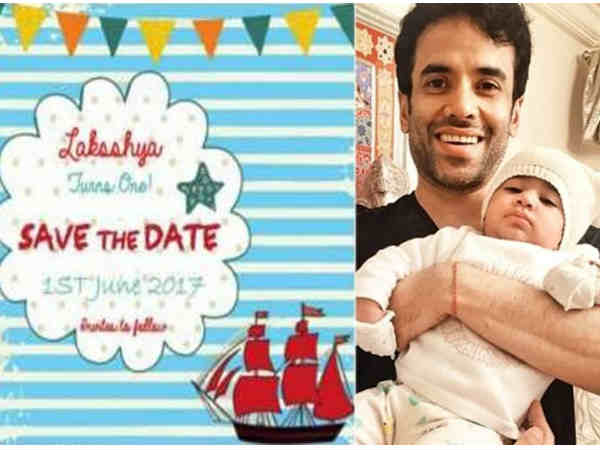 tusshar-kapoor-planning-a-grand-party-on-son-laksshya-first-birthday