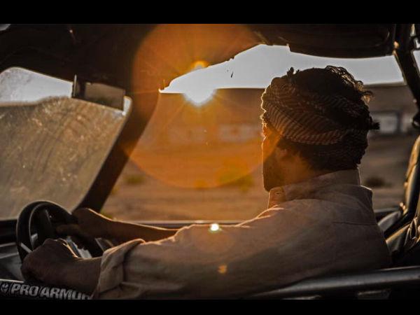 Latest.. 'टाईगर जिंदा है' की सेट से.. सलमान खान की एक धाकड़ फोटो