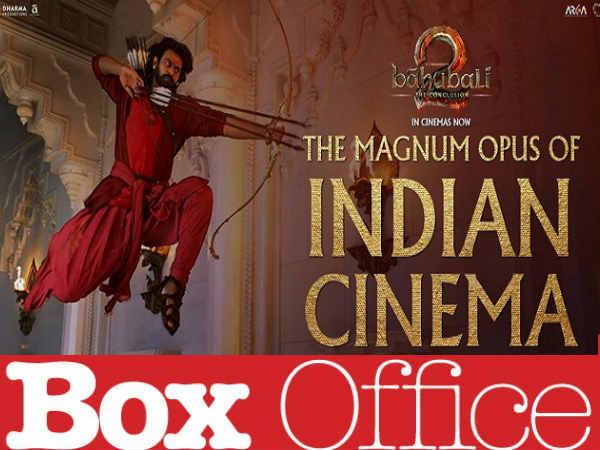 #BoxOffice: जारी है बाहुबली 2 की खिड़कीतोड़ कमाई, 2000 करोड़ क्लब की अगुवाई!