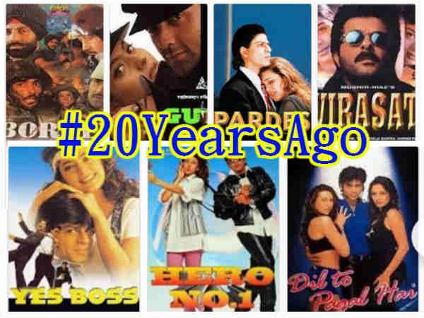 #20Years: सलमान हिट....शाहरूख सुपरहिट लेकिन सनी देओल BLOCKBUSTER!